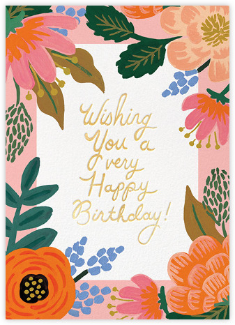 birthday cards  paperless post, Birthday card