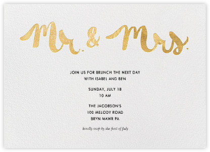 Wedding Brunch Invitations Gangcraft Net