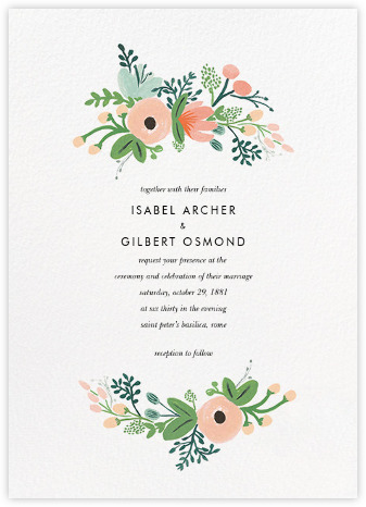 Wedding Invitation Paperless Post Wedding Invitation Sample