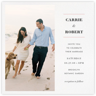 wedding invitations paperless post wedding invitations - Picture Wedding Invitations