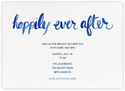 Wedding Brunch Invitations Online And Paper Paperless Post, Wedding  Invitations