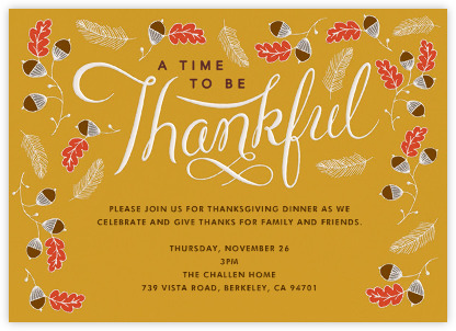 Friendsgiving invitation printables Craftbnb
