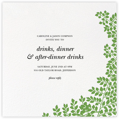 invitations paperless post